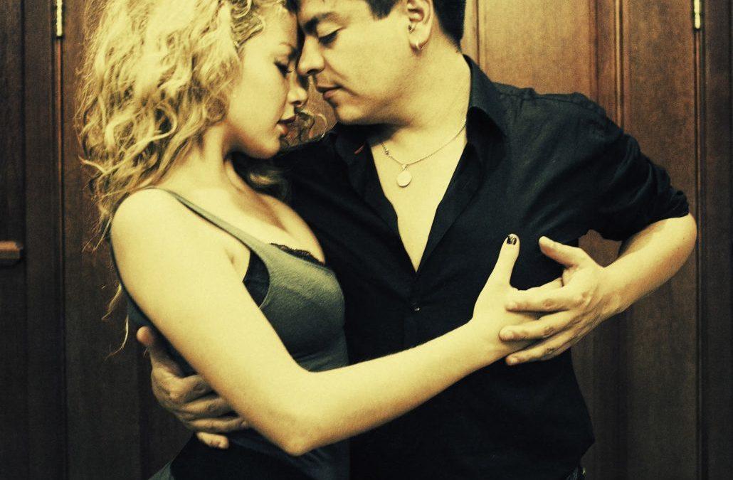 Noelia Hurtado y Carlitos Espinoza