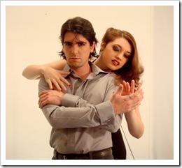 Ariadna Naveira e Fernando Sanchez